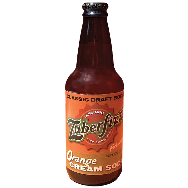 Orange Cream Soda Colorado Food Showroom