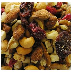 cherry nut harvest