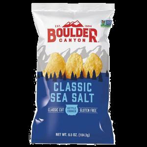 classic sea salt