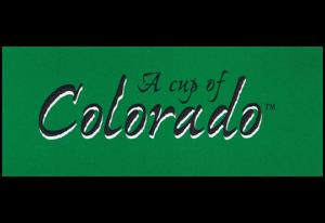 Cup of Colorado Tea